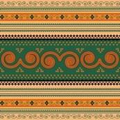 Link toClassic european borders, vector graphics