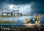Link toClassic european city villas psd