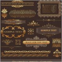 Link toClassic european pattern bottle label 03 vector