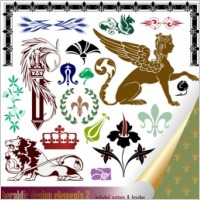 Link toClassic european pattern graphics vector