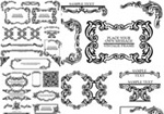 Link toClassic european patterns of lace vector