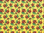 Link toClassic flowers pattern vector free