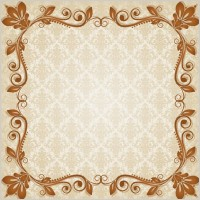 Link toClassic lace pattern 02 vector