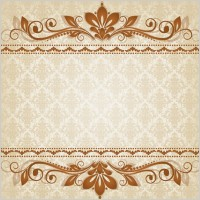 Link toClassic lace pattern 03 vector