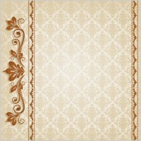 Link toClassic lace pattern 04 vector