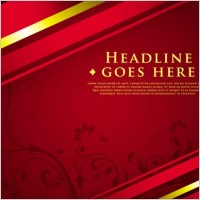 Link toClassic luxury red background 04 vector