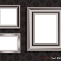 Link toClassic pattern border 04 vector