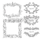Link toClassic pattern border vector