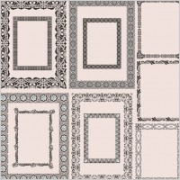 Link toClassic pattern framework 05 vector