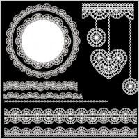 Link toClassic pattern shading 02 vector