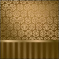 Link toClassic pattern wallpaper 02 vector