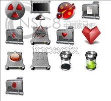 Link toClassic red grey icon