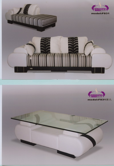 Link toClassic sofa and coffee table 3d model of business