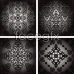 Link toClassic white pattern vector