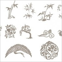 Link toClassical chinese auspicious pattern vector