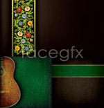 Link toClassical chinese style background vector
