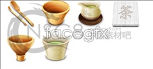 Link toClassical chinese tea ceremony icons