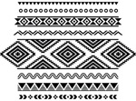 Link toClassical ethnic patterns vector