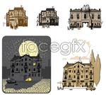 Link toClassical european architecture vector