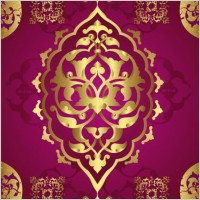 Link toClassical gold pattern 01 vector