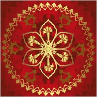 Link toClassical gold pattern 03 vector