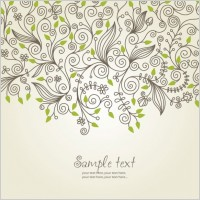 Link toClassical pattern background 04 vector