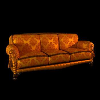 Link toClassical sofa model 3d model