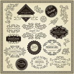 Link toClassical style pattern border vector