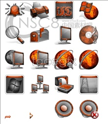 Link toClassical system desktop icons