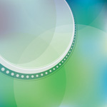 Link toClean abstract background vector