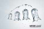 Link toClear as crystal lantern flower psd