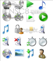 Link toClear music icon