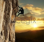 Link toClimbing sports pictures psd