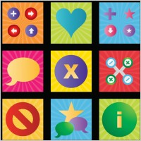 Link toClip art vector icons