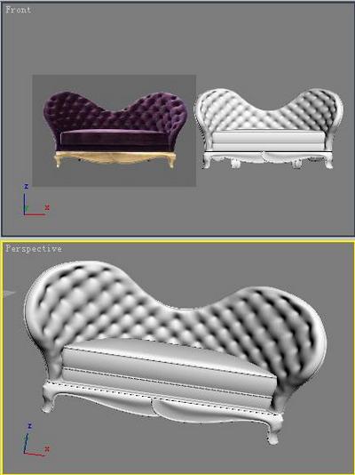 Link toCloth sofa 3d models