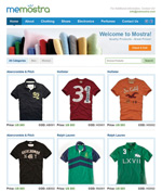 Link toClothing store website templates
