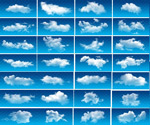 Link toCloud elements psd