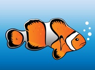 Link toClown fish vector free