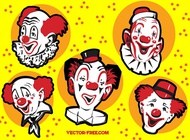 Clown vectors free