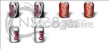 Link toCoca-cola cans computer icon