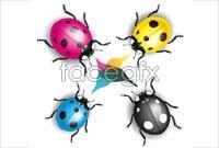 Link toCoccinella color vector graphics