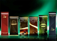 Link toCoffee chocolate psd