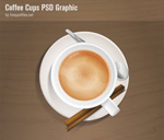 Link toCoffee cup psd