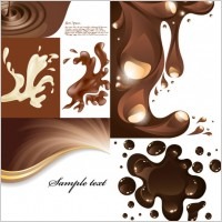 Link toCoffee pattern vector