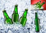 Link toCold beer psd