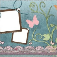 Link toCollage style cute photo frame 14