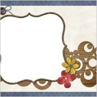 Link toCollage style cute photo frame 16