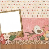 Link toCollage style cute photo frame 6