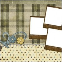 Link toCollage style cute photo frame 8