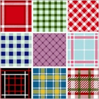 Link toCollection of seamless plaid patterns